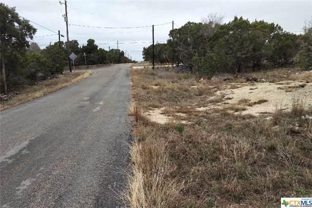 2025 Fuller Drive, Canyon Lake, TX 78133 (MLS #396754) :: Kopecky Group at RE/MAX Land & Homes