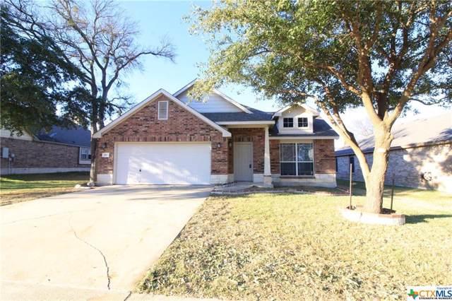 5907 Drystone Lane, Killeen, TX 76542 (MLS #396814) :: The Real Estate Home Team