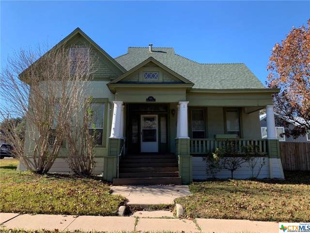 804 N 3rd Street, Temple, TX 76501 (MLS #396830) :: The i35 Group