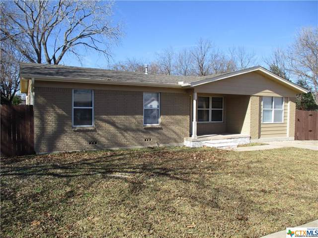 908 Mary Street, Copperas Cove, TX 76522 (MLS #396835) :: The i35 Group