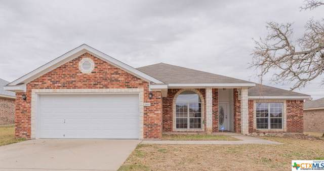 2410 Gail Drive, Copperas Cove, TX 76522 (MLS #396872) :: The i35 Group
