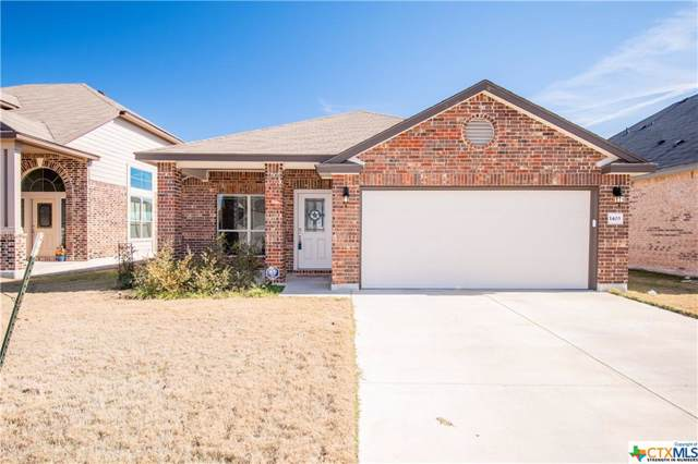 1403 Amber Dawn Drive, Temple, TX 76502 (MLS #396877) :: The i35 Group