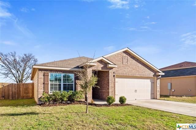 232 J E Brown Lane, Jarrell, TX 76537 (MLS #396926) :: Isbell Realtors