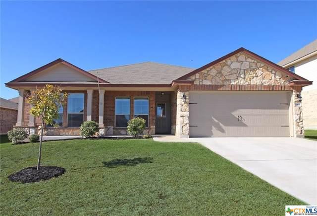 6401 Cool Creek Drive, Killeen, TX 76549 (MLS #396938) :: The i35 Group