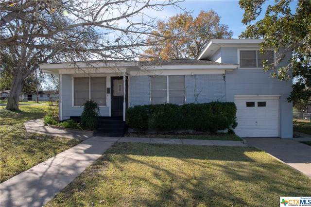 909 E Morgan Avenue, Cuero, TX 77954 (MLS #396962) :: The Graham Team