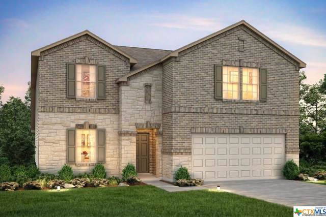 2846 Ridge Berry Path, New Braunfels, TX 78130 (MLS #397004) :: The Real Estate Home Team