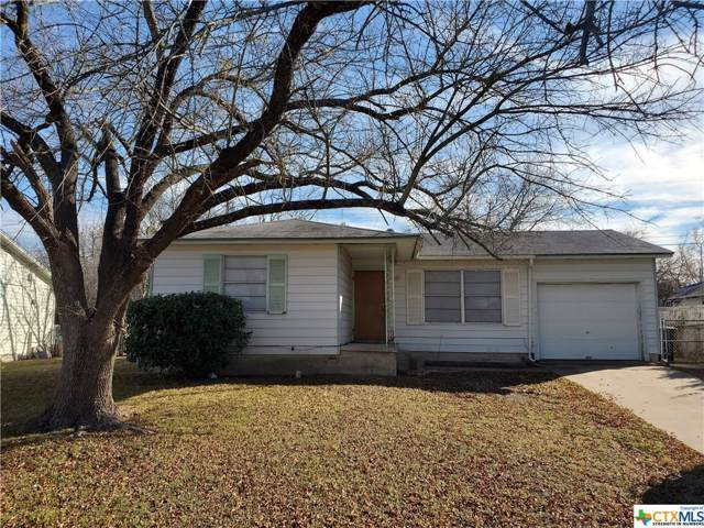 1406 Redondo Drive, Killeen, TX 76541 (MLS #397035) :: The Real Estate Home Team