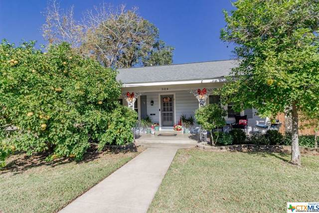 304 E Hiller Street, Victoria, TX 77901 (MLS #397041) :: The Real Estate Home Team