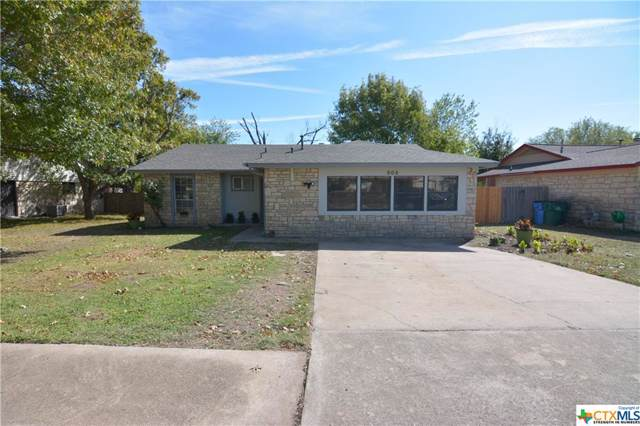 609 Quail Run Road, Pflugerville, TX 78660 (MLS #397071) :: The Myles Group