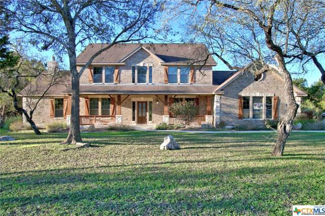 1709 Havenwood Boulevard, New Braunfels, TX 78132 (MLS #397090) :: The Graham Team