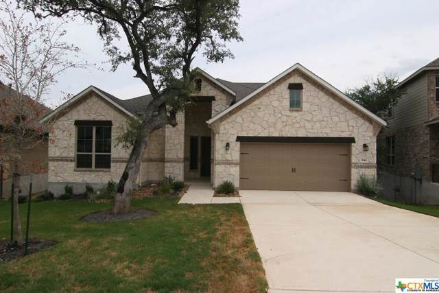 944 Carriage Loop, New Braunfels, TX 78130 (MLS #397117) :: Kopecky Group at RE/MAX Land & Homes