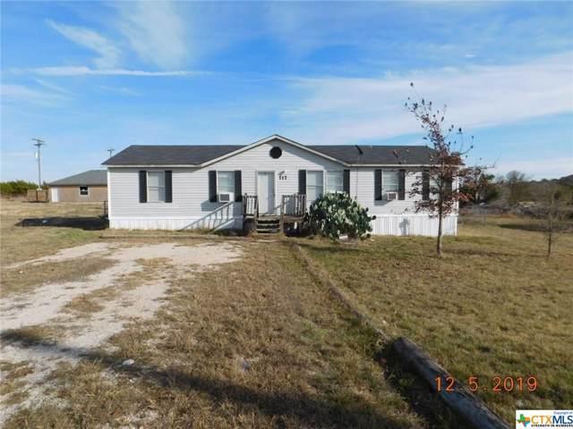 117 Julia Drive, Copperas Cove, TX 76522 (MLS #397135) :: Isbell Realtors