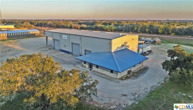 1945 Garcitas Creek Road, Inez, TX 77968 (MLS #397138) :: Kopecky Group at RE/MAX Land & Homes