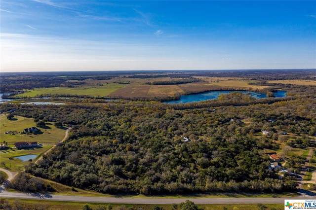 TBD County Rd 481   (90A), Gonzales, TX 78629 (MLS #397166) :: Berkshire Hathaway HomeServices Don Johnson, REALTORS®