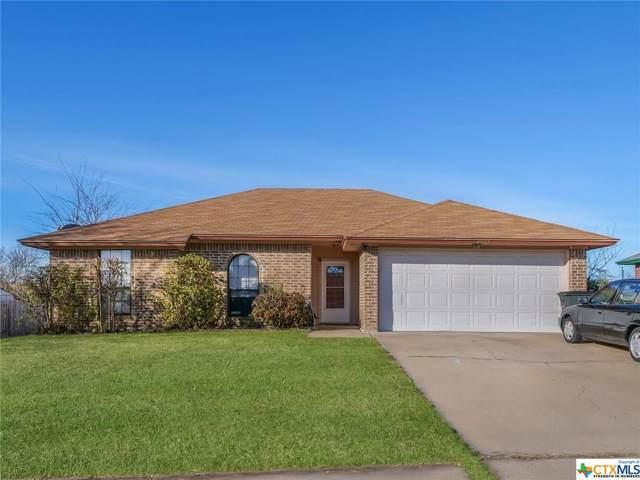 4006 Water Oak Drive, Killeen, TX 76542 (MLS #397214) :: Isbell Realtors