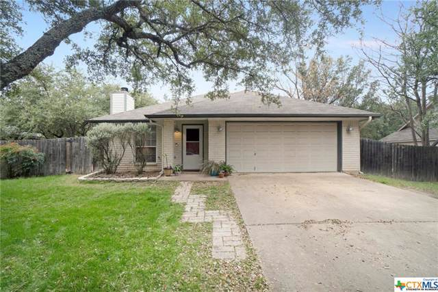 8 W Wichita Lane, Belton, TX 76513 (MLS #397217) :: Erin Caraway Group