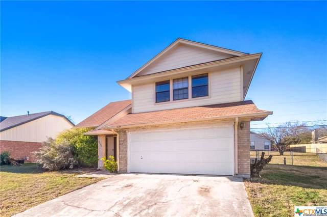3203 Spotted Horse Drive, Killeen, TX 76542 (MLS #397236) :: Vista Real Estate