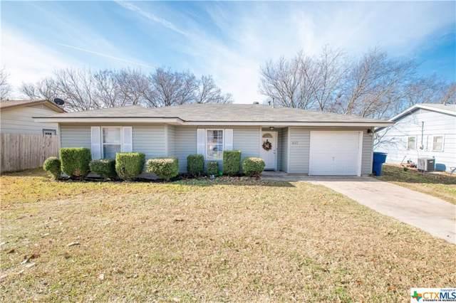 807 Traci Drive, Copperas Cove, TX 76522 (MLS #397238) :: Vista Real Estate