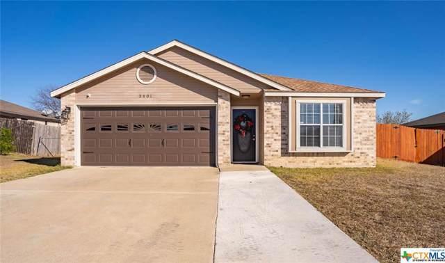 3601 Woodlake Drive, Killeen, TX 76549 (MLS #397240) :: Marilyn Joyce | All City Real Estate Ltd.