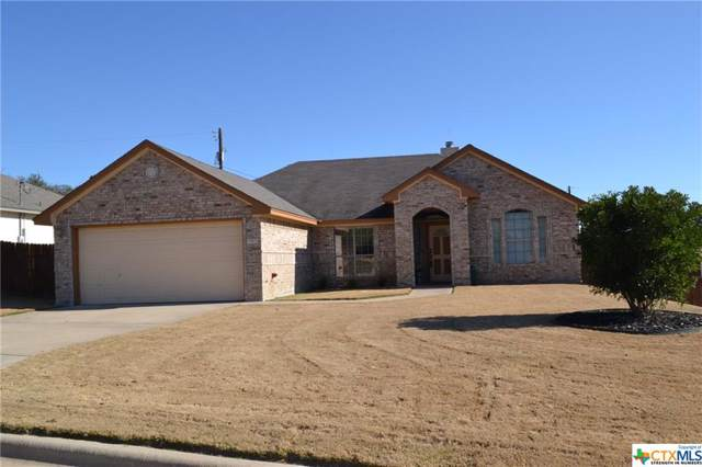 5 Westridge Place, Lampasas, TX 76550 (MLS #397250) :: The Real Estate Home Team
