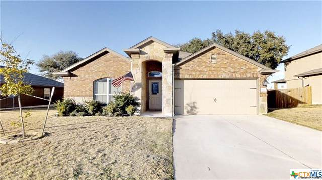 1430 Lubbock Drive, Copperas Cove, TX 76522 (MLS #397272) :: The Real Estate Home Team