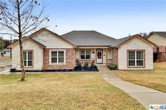 2202 Teton Avenue, Lampasas, TX 76550 (MLS #397306) :: Berkshire Hathaway HomeServices Don Johnson, REALTORS®