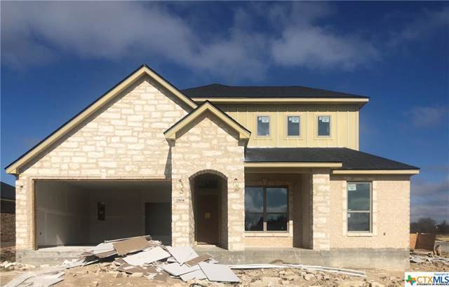 2804 Pistoia Trail, Temple, TX 76502 (MLS #397334) :: Erin Caraway Group