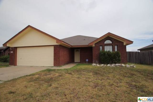 3604 Amanda Drive, Killeen, TX 76542 (MLS #397340) :: The Real Estate Home Team