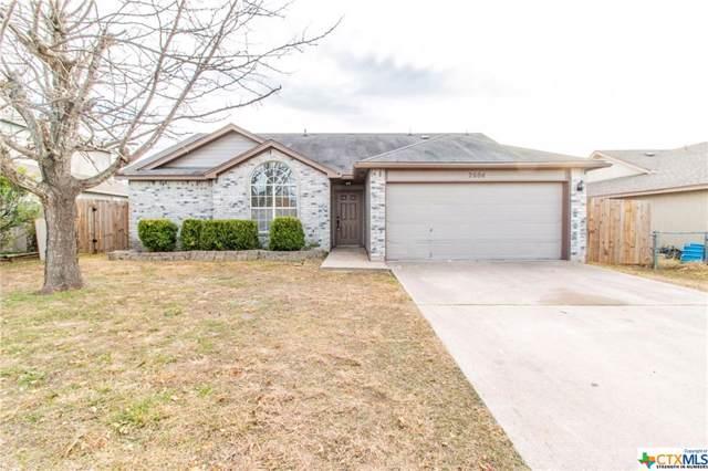 2604 Windmill Drive, Killeen, TX 76549 (MLS #397360) :: The Real Estate Home Team