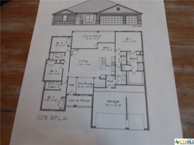 104 Slippery Elm Drive, Nolanville, TX 76559 (MLS #397416) :: Vista Real Estate