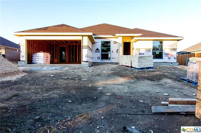 7606 Pyrite Drive, Killeen, TX 76542 (MLS #397425) :: Berkshire Hathaway HomeServices Don Johnson, REALTORS®