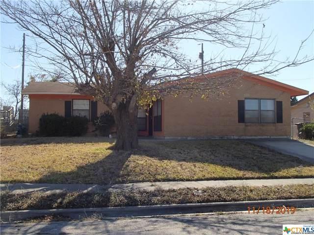 800 Stovall Avenue, Killeen, TX 76541 (MLS #397441) :: Isbell Realtors