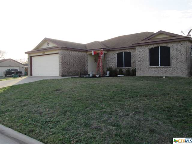 1910 Liberty Hill Drive, Belton, TX 76513 (MLS #397488) :: Isbell Realtors