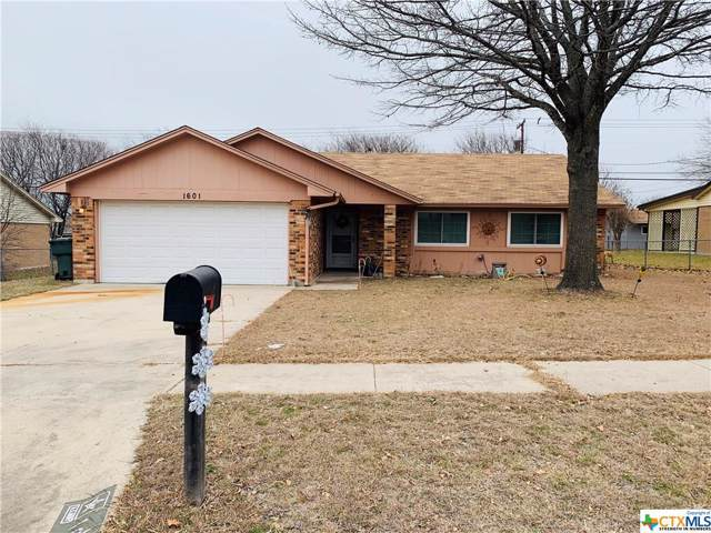 1601 Daude Avenue, Killeen, TX 76549 (MLS #397492) :: Brautigan Realty