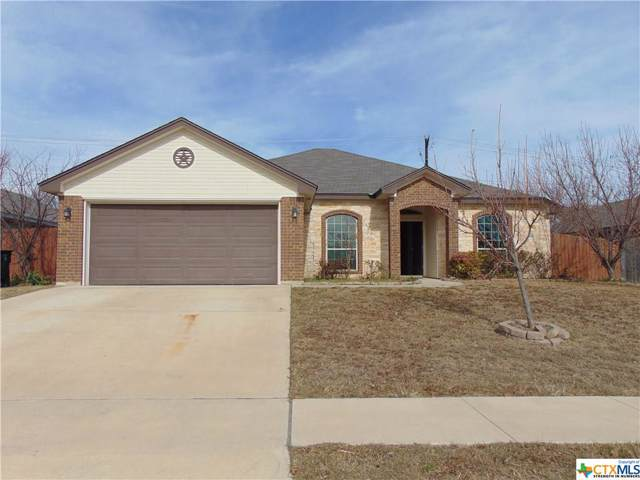 309 E Little Dipper Drive, Killeen, TX 76542 (MLS #397494) :: Erin Caraway Group