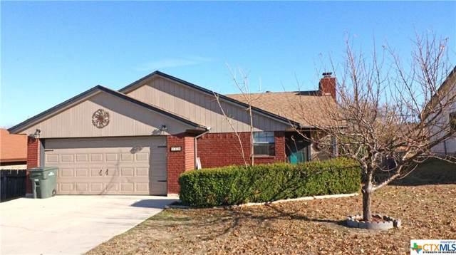 310 Chestnut Drive, Copperas Cove, TX 76522 (MLS #397509) :: Isbell Realtors