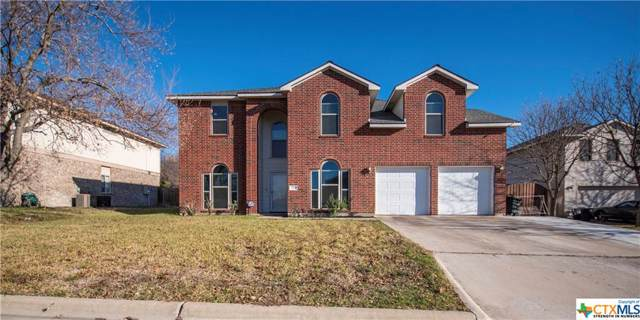 2410 Catawba Loop, Harker Heights, TX 76548 (MLS #397519) :: Erin Caraway Group