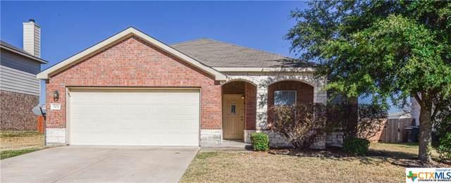 501 Constellation Drive, Killeen, TX 76542 (MLS #397532) :: Isbell Realtors