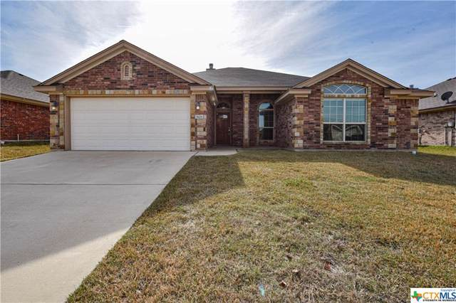 3606 Tatonka Drive, Killeen, TX 76549 (MLS #397534) :: Isbell Realtors