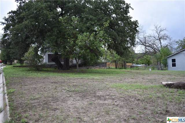 207 N Ridge, Lampasas, TX 76550 (MLS #397541) :: The Real Estate Home Team