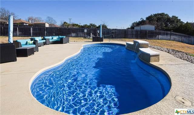 5315 Teal Drive, Killeen, TX 76542 (MLS #397544) :: Isbell Realtors