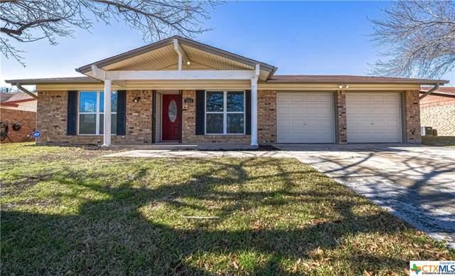 1505 Heath Drive, Killeen, TX 76543 (MLS #397545) :: Isbell Realtors