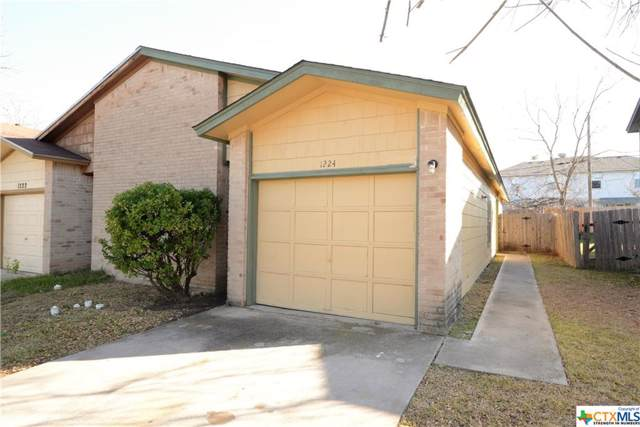 1224 Royal Crest Drive, Killeen, TX 76549 (MLS #397594) :: Erin Caraway Group