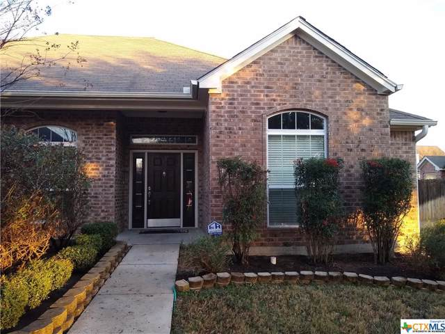 5719 Barrington Court, Temple, TX 76502 (MLS #397606) :: Isbell Realtors