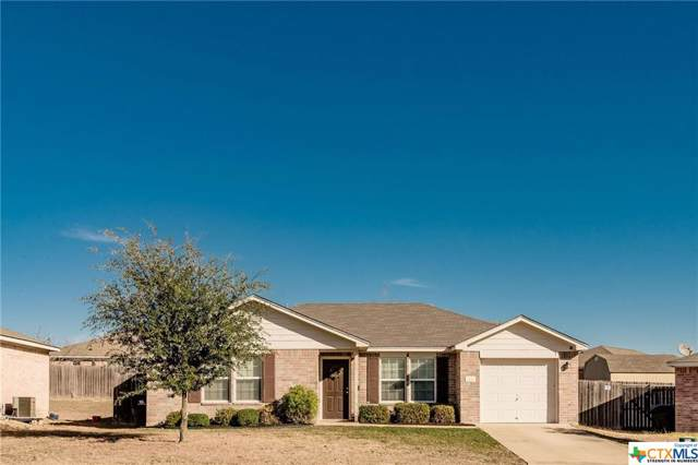 608 E Victory Avenue, Temple, TX 76501 (MLS #397643) :: Berkshire Hathaway HomeServices Don Johnson, REALTORS®