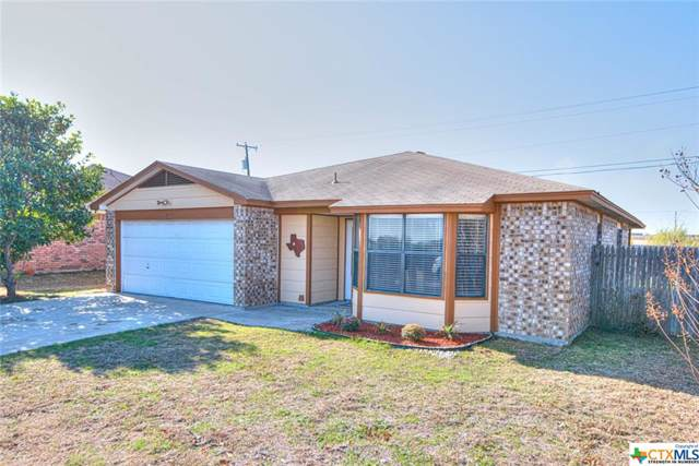611 Deloris Drive, Killeen, TX 76542 (MLS #397661) :: RE/MAX Land & Homes