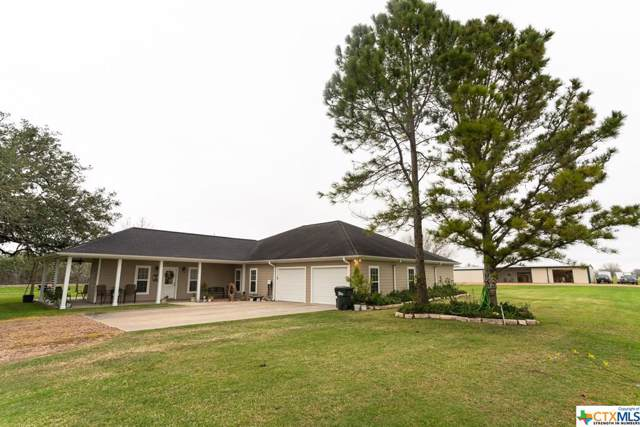 566 Old Gonzales Road, Cuero, TX 77954 (MLS #397807) :: The i35 Group