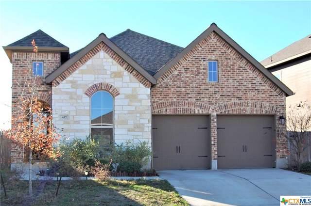 437 Lacey Oak Loop, San Marcos, TX 78666 (MLS #397930) :: Berkshire Hathaway HomeServices Don Johnson, REALTORS®