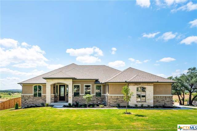 6002 Bella Charc Bella Charca Parkway, Nolanville, TX 76559 (MLS #398155) :: Vista Real Estate