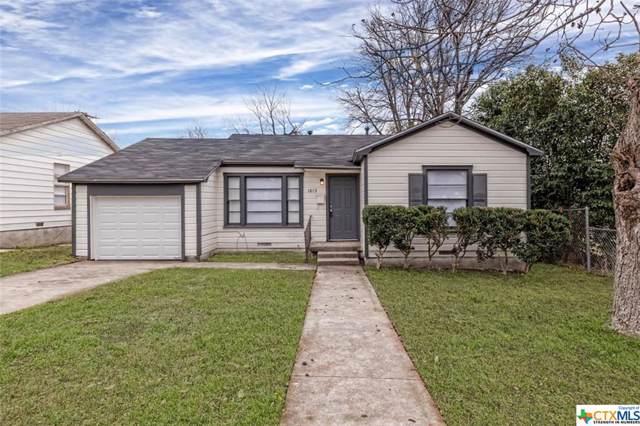 1813 S 3rd Street, Temple, TX 76504 (MLS #398287) :: Berkshire Hathaway HomeServices Don Johnson, REALTORS®
